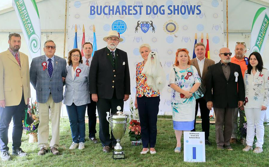 Best in Show 9-10 June 2018
